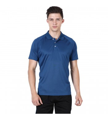 ARMR Men's Teal SPORT PERFORMANCE POLO
