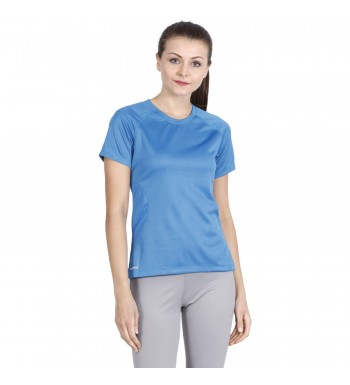 ARMR Women Vivid Blue SPORT PERFORMANCE TEE