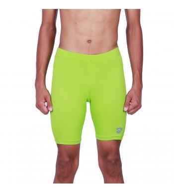 ARMR Junior Unisex NEON GREEN SKYN Cycling Shorts