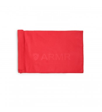 ARMR Unisex RED SPORT Quickdry TOWEL