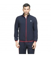 ARMR Unisex Navy/ Red SPORT TRAINING JACKET