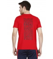 BENGALURU BULLS RED PREMIUM TEAM-NAMES TEE