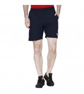 ARMR Mens Navy/ Red SPORT TRAINING SHORTS