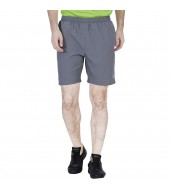 ARMR Mens Graphite/Neon Green SPORT TRAINING SHORTS