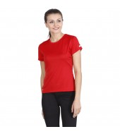 ARMR Women Tomato SPORT TRAINING TEE