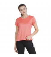 ARMR Women Living Coral SPORT TRAINING TEE