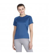 ARMR Women Teal SPORT PERFORMANCE TEE