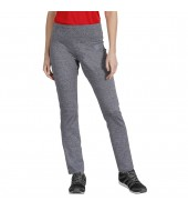 ARMR Women Grey Melange SPORT YOGA PANTS