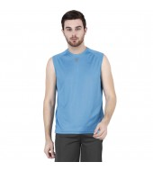 ARMR Mens Sky Blue SPORT SLEEVELESS TEE