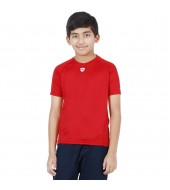 ARMR Junior Tomato SPORT CREW NECK TEE
