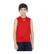 ARMR Junior Tomato SPORT SLEEVELESS TEE