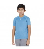 ARMR Junior Sky Blue SPORT CREW NECK TEE