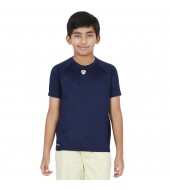 ARMR Junior Navy SPORT CREW NECK TEE