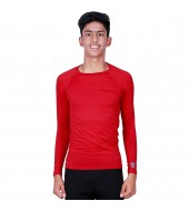 ARMR Junior Unisex RED SKYN Full-Sleeve T-shirt