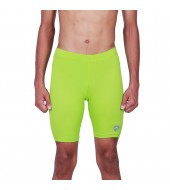 ARMR Junior Unisex NEON GREEN SKYN Cycling Shorts