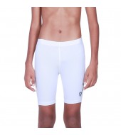 ARMR Junior Unisex WHITE SKYN Cycling Shorts
