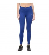 ARMR Women Turq.Blue/Black SPORT full-length Tights
