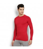 ARMR Unisex RED SKYN Full-Sleeve T-shirt