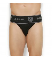 ARMR Men BLACK SPORT Supporter Tanga