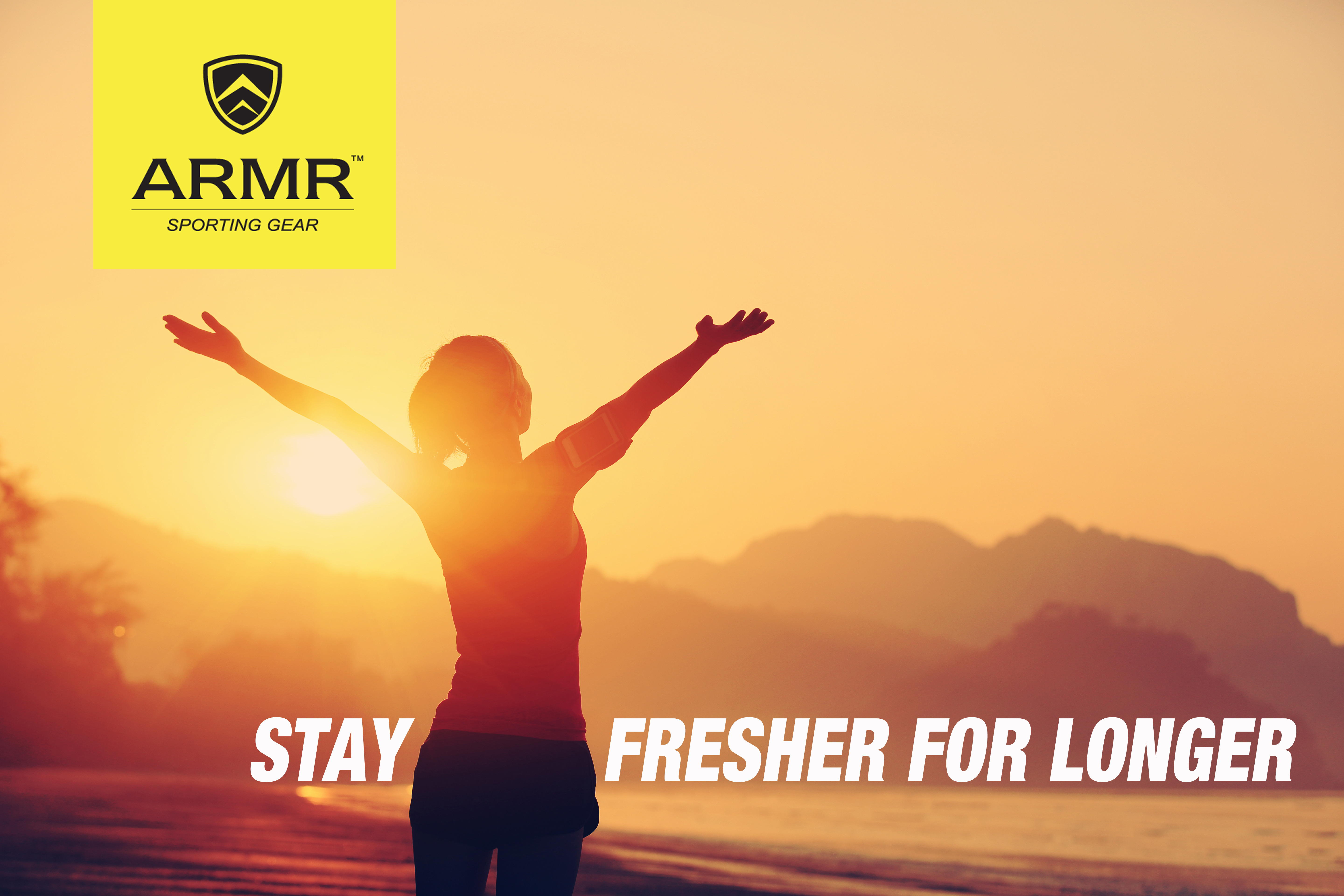 Stay Fresher for Longer with ARMR SILVERTECH